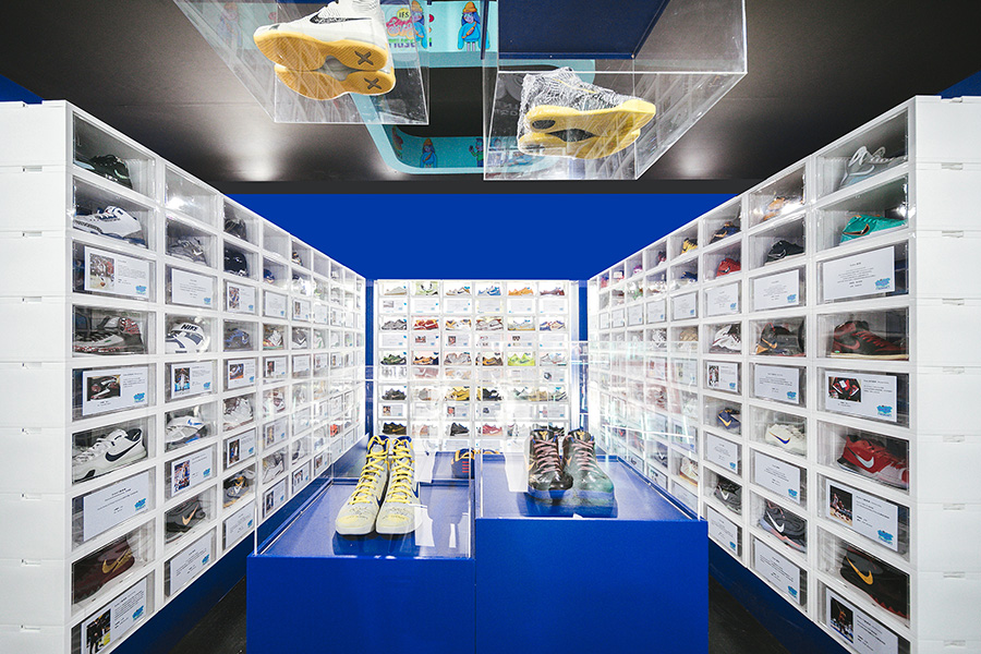 Debut of Sneaker Con Museum in Chengdu IFS – A International Top Sneakers Exhibition